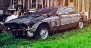 Jak odhlásit auto z evidence vozidel?
