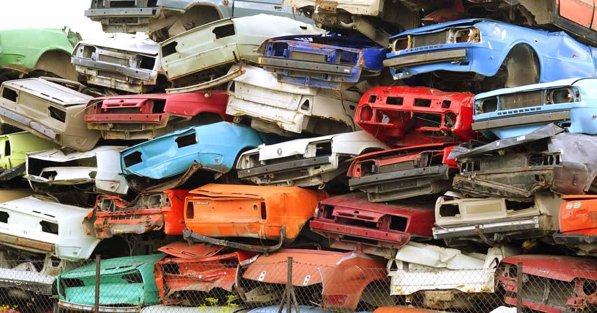 Jak probíhá a kolik stojí ekologická likvidace vozu?