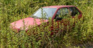 Auta na náhradní díly znamenají problém při ekologické likvidaci